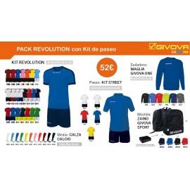 PACK REVOLUTION con Kit de paseo