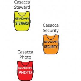 Casacca Steward – Security – Photo